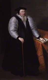 NPG 5234; John Thornborough by Unknown artist