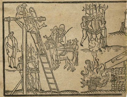 A Student's Lamentation c 1595
