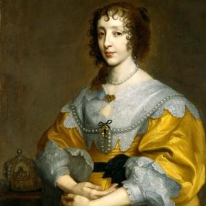 Henrietta-Maria NPG 2