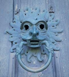 sanctuary knocker 2