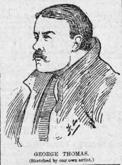 George Thomas - execution date