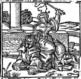 Deceit of Women 1557 Whipping